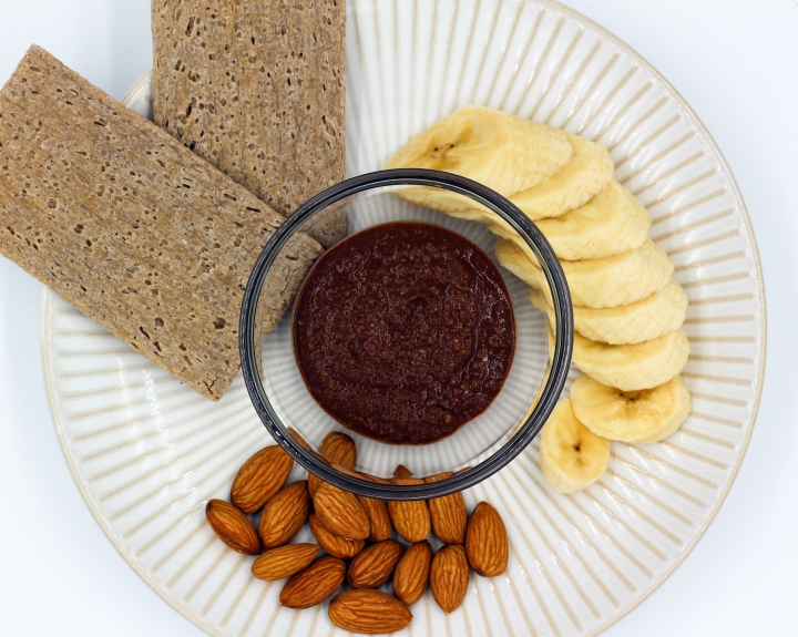 DIY Powdered Chocolate Almond Butter